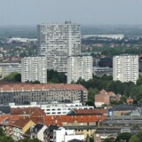 Priserne på ejerlejligheder faldt på landsplan 0,3 procent i fjerde kvartal, viser nye tal fra Finans Danmark. I København fortsatte de dog op med en stigning på 0,9 procent - hvilket resulterer i en årlig stigning på 10,8 procent i 2017.