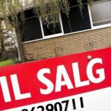 Boligkøbere kan potentielt spare mange tusinde kroner ved at overtage sælgers lån i boligen. Men det kræver, at en række forhold er på plads. (Foto: Martin Ballund/Scanpix 2015)
