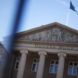 (ARKIV) Danske Bank fotograferet i 2013.