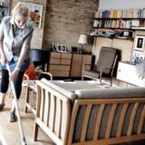 Regeringen vil målrette boligjobordningen mod serviceydelser i hjemmet. (Foto: Casper Christoffersen/Scanpix 2010)