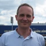 Dennis Christensen er varetægtsfængslet i to måneder efter deltagelse i en gudstjeneste hos Jehovas Vidner i den russiske by Orjol. Foto: jw.com