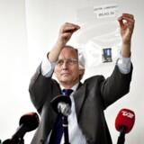 ARKIVFOTO 2012 af advokat Christian Harlang, der har fået en »alvorligt reprimande« i Østre Landsret i dag.