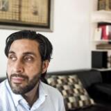 Portræt af Qaisar Najeeb, som er Dansk talsmand for den international muslimsk organisation Minhaj-ul-Quran.