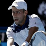 Serbiens Novak Djokovic.