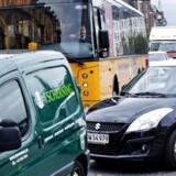 Socialdemokraternes gruppeformand, Lars Weiss, mener ikke, at partiets ønske om et forbud mod dieselbiler er et hetz mod byen bilejere. (Foto: Bax Lindhardt/Scanpix 2011)