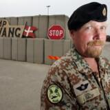 Oberst John Dalby, der var bataljonschef og chef for det danske kontingent i det sydlige Irak, er blandt de mange, der skal afhøres i en retssag om Danmarks eventuelle ansvar for tortur i forbindelse med Operation Green Desert. Scanpix/Henning Bagger/arkiv