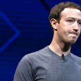 BMINTERN - SAN JOSE, CA - APRIL 18: Facebook CEO Mark Zuckerberg delivers the keynote address at Facebook's F8 Developer Conference on April 18, 2017 at McEnery Convention Center in San Jose, California. The conference will explore Facebook's new technology initiatives and products. Justin Sullivan/Getty Images/AFP == FOR NEWSPAPERS, INTERNET, TELCOS & TELEVISION USE ONLY ==