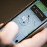 Uber har udmeldt at de pr 18. april 2017 lukker tjenesten i Danmark. Arkivfoto: Scanpix
