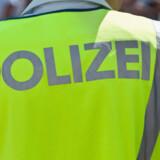 Tysk politi omringede og anholdt tre, som var efterlyst af dansk politi i en drabssag. Free/Colourbox