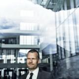 Nordea etablerer nu en afdeling specielt til iværksættere. Michael Frisch, der er chef for mindre erhvervskunder i Nordea, kalder afdelingen en »opstarts-virksomhed inde i banken«. Foto: Anne Bæk