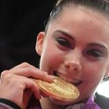 McKayla Maroney blev seksuelt misbrugt af den amerikanske holdlæge gennem det meste af sin internationale karriere, fortæller hun på Twitter. Scanpix/Ben Stansall
