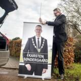 »Virkeligheden i Egedal anno 2017 er, at der er ikke penge til at sætte skatten ned,« siger Venstre-borgmester Karsten Søndergaard fra Egedal Kommune.