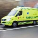 En trafikulykke i Viby ved Aarhus har kostet en 72-årig mand livet. Han kom cyklende på Buggesgårdsvej, da han blev ramt af en personbil. Free/Colourbox/arkiv