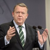 "Statsminister Lars Løkke Rasmussen og regeringen præsenterer energiudspil: "" Energi - til et grønt Danmark' i Spejlsalen torsdag den 26. april 2018."