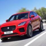 E-Pace er Jaguars nye bud på en kompakt SUV, som skal stjæle kunder fra BMW X1, Audi Q3 og Mercedes-Benz GLA.