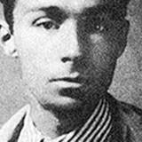 Primo Levi (1919-1987), italiensk forfatter, her fotograferet i 1941.