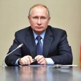 ARKIVFOTO. Rusland hævder, at USA har til hensigt at påvirke det russiske præsidentvalg senere i år, men der er ikke forelagt nogen beviser eller detaljerede oplysninger om påstanden.