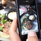 Restaurantgæster tager fotos af deres mad og deler dem på de sociale medier. Den tendens manifesterer sig nu i restauranternes indretning.