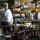 BM Business Direktør i Landia, Steen Buhl Larsen. Landia vækster, men virksomhedern mangler i den grad arbejdskraft.