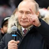 Præsident Vladimir Putin siger tirsdag, at russiske statsborgere, som i USA beskyldes for at have blandet sig i den amerikanske præsidentvalgkamp, vil blive retsforfulgt i Rusland, hvis det viser sig, at de har brudt russisk lovgivning. Udtalelsen er fremsat til nyhedsbureauet Tass. Scanpix/Kirill Kudryavtsev