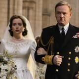The Crown - en af de Netflix-serier, der nu kan downloades. Ivar Carstensen (IC@berlingske.dk)