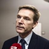 Dansk Folkepartis formand, Kristian Thulesen Dahl.