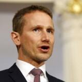 ARKIVFOTO. Udenrigsminister Kristian Jensen (V)