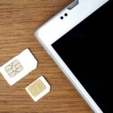 Fra 2016 vil de første mobiltelefoner uden SIM-kort være klar. Foto: Iris/Scanpix