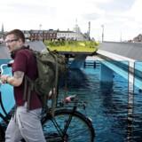 Inderhavnsbroen mellem Nyhavn og Christianshavn er en af Københavns nye broer.