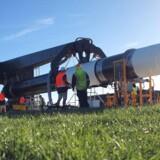 Indtil videre har Lockheed Martins »Electron«-raketter været affyret fra Rocket Lab-komplekserne i New Zealand. Men i fremtiden kan det være, at luftfartsgigantens rumsatsning vil lette fra M'Hoine i Skotland. Et nyt anlæg er nemlig undervejs. (ARKIV)