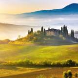 Utopiske målsætninger kan føre til et kickoff-møde i solrige Italien i stedet for vinterkolde Malmø. Arkivfoto: Iris