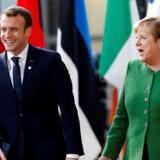 Frankrigs præsident håber på tysk vilje til kompromis i det vanskelige spørgsmål om eurozonens fremtid forud for fredagens møde med Angela Merkel i Paris.