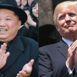Em magtkamp om indholdet og rammerne for et topmøde mellem Nordkoreas leder, Kim Jong-un, og USAs præsident, Donald Trump, udspiller sig for øjeblikket.