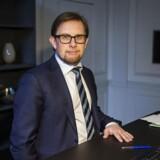 Økonomi- og indenrigsminister Simon Emil Ammitzbøl fotograferet i ministeriet mandag den 19. december 2016.