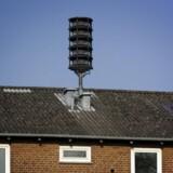 Første onsdag i maj testes alle landets sirener på store hyledag.