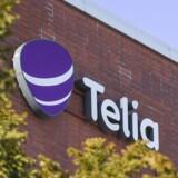Telia overvejer stadig muligheden for at købe konkurrenten TDC. Arkivfoto.