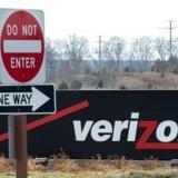 »Stop«, siger det republikanske flertal i den amerikanske kongres til stramninger af regler for beskyttelse af privatlivets fred, som internetudbydere som Verizon og Comcast skulle have været underlagt i løbet af 2017. Arkivfoto: Paul J. Richards, AFP/Scanpix