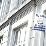 Nye tal fra nationalbanken viser, at danskernes boliggæld er vokset med 2,7 procent det seneste år.