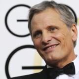 """Viggo Mortensen fik sin første Oscar-nominering i 2007 for sin præstation i """"Eastern Promises"""". Reuters/Mike Blake"""