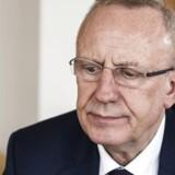 Beskæftigelsesminister Jørn Neergaard Larsen. Arkivfoto.