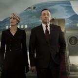 Den nye sæson af House of Cards skydes i gang fredag.
