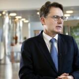 Erhvervsminister Brian Mikkelsen (K) og regeringen vll i fremtiden udflytte endnu flere stastslige arbejdspladser.