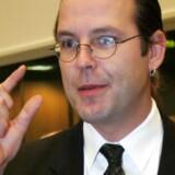 Den skandaleramte tidligere svenske finansminister Anders Borg