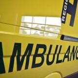 Arkivfoto. En 34-årig ukrainsk mand, som torsdag faldt ned i en kornsilo på et landbrug ved Tølløse, har mistet livet.