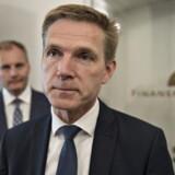 Formand for DF, Kristian Thulesen Dahl.