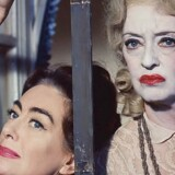 "Joan Crawford og Bette Davispå et publicitybillede, der skulle promovere ""What Ever Happened to Baby Jane?"", 1962. Foto: Scanpix."