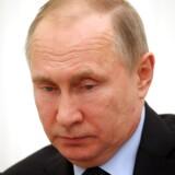 Ruslands præsident Putin kondolerer dronning Margrethe og kongefamilien efter prins Henriks død.