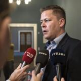 DF's skatteordfører Dennis Flydtkjær.