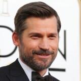 Nikolaj Coster-Waldau ved uddelingen af Golden Globe Awards i Beverly Hills i januar i år.