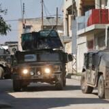/ AFP PHOTO / AHMAD GHARABLI